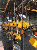 grua 3ton Chain elétrica com trole de Motoried