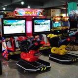 Simulador operada por moedas 42 Polegadas máquina de jogos de corridas de Bicicletas