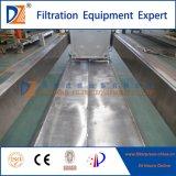 El equipo de tratamiento de agua Filtro de S. S. hidráulica automática Máquina de prensa