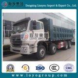 판매를 위한 Sinotruk Hohan 8X4 29cubic 371HP 덤프 트럭