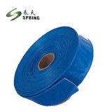 Haute pression du tuyau flexible Layflat PVC pour l'irrigation