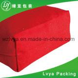 In het groot Kringloop Chinese Katoenen van het Canvas van de Gift van het Broodje van het Nieuwjaar Rode Decoratieve Verpakkende Zak