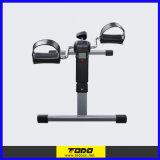 세륨 승인 전자 가정 페달 연습기를 가진 치료 페달 신체 단련용 실내 고정 자전거