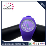 غنيّ بالألوان رخيصة هبة ساعة [أم] مصنع ترقية ساعة, ساعة بسيطة ([دك-510])