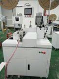 Dg 28px 자동적인 두 배 최후 편평한 철사 단말기 주름을 잡는 기계