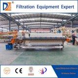 Filterpresse-Maschine des Wasserbehandlung-Geräten-automatische hydraulische S.S.