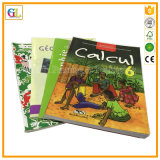 Color Soft Cover Comic Book Printing (OEM-GL035)