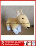 Brown lindo perro de peluche juguete de regalo para bebés