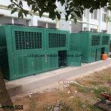 Conservación en cámara frigorífica, cámara fría, piezas de la refrigeración