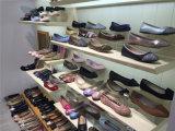 Zapatos de ballet suaves de la danza de los cabritos de los niños del OEM con la parte superior elástico