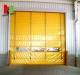 Сверните вверх быстро PVC завальцовки штабелируя дверь гибкого трубопровода (Hz-ST0151)