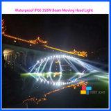 옥외 LED 단계 장비 350W/440W 광속 이동하는 맨 위 방수 빛