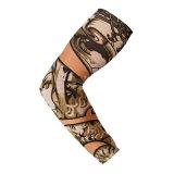 Il tatuaggio freddo progetta il manicotto del braccio