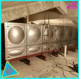 Les réservoirs à eau vissé en acier inoxydable avec la norme ISO9001