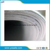 Malha de fibra de vidro reforçado membrana impermeável de PVC