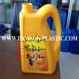 4L машина бутылки бутылки пищевого масла PE 1 галлона дуя
