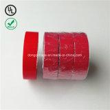 Nastro adesivo d'isolamento elettrico di superficie del tubo del PVC della foschia con buona qualità