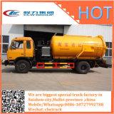 LHDまたはRhd 4X2 HOWO 12000litersの下水タンクトラック