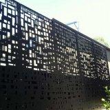 Laser 커트 PVDF 알루미늄 관통되는 위원회 정원 담 프라이버시 담
