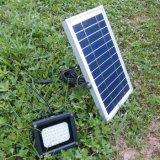 54 LED-angeschaltene Flut-Licht-im Freien Solarnotleuchte