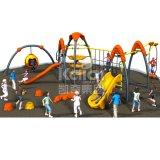Kaiqi子供の遊園地(KQ60139A)のための上昇シリーズ屋外の運動場