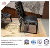 Muebles Custom Designed del hotel para la silla de cena de cuero (YB-S-765)