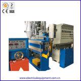 PVC絶縁体の銅線の押出機機械または電源コードの突き出る機械