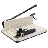"12 da "" máquina industrial do cortador do cortador de papel do uso A4 da HOME da máquina do ajustador do cortador de papel guilhotina"