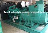 Het water koelde Diesel van 3 Fasen de Geluiddichte Reeks van de Generator met de Motor van 275kw Cummins