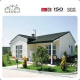 創造的なカスタム現代様式のPrfab経済的なデザインホーム鋼鉄別荘の家