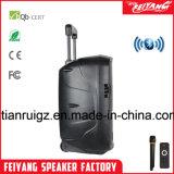 Haut-parleur Bluetooth Rechargeable bon marché avec lumière LED coloré 8 pouce