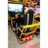 Macchina calda del gioco del simulatore di corsa di automobile di vendita per il parco di divertimenti