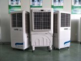 Fußboden, der Verdampfungsluft-Kühlvorrichtung mit 5000CMH steht