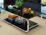 Tavolino da salotto personalizzato Tabella di disegno moderno dell'hotel