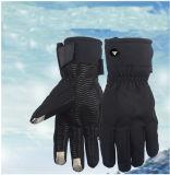 Напряжения тока 7.4V перчатки перчатки мотоцикла перчаток напольных спортов перчатки лыжи управление переключателя температуры Heated водоустойчивого Heated толковейшее