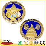 Médaille de souvenirs personnalisés et de Défi Coin