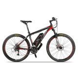 bici elettrica di alluminio 26er 27.5er del motore 27speed Mountian di 350W 48V