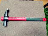 Тип молоток с раздвоенным хвостом Италии в ручных резцах с пластичной ручкой XL0192