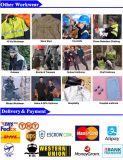 Tecido de poliéster Coletes de segurança grossista personalizada