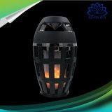 携帯用IP65 Bt4.2の火LEDの炎ランプのスピーカーのステレオの柔らかいライト屋外のBluetoothのスピーカー