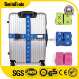 Justierbare Arbeitsweg-Zubehör-Gepäck-Verpackungs-Brücken mit Faltenbildung