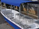 Bateaux de passager de bateau de Panga de Liya 5.8m FRP à vendre