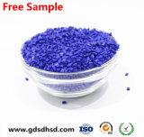 De Blauwe Kleur Masterbatch van het Pigment van 10%15% voor de Chemische producten van Pu