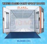 Cabina di spruzzo della soluzione dell'acqua Wld8300 con approvazione del Ce
