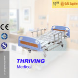 Dreifach-Kurbel manuelles Krankenhaus-Bett (THR-MB007)