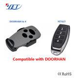 Ouvreur Doorhan 433MHz à télécommande compatible de porte de garage à télécommande