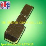 Metter in contatto con il Pin, l'inserto del rame, metallo che timbra le parti (HS-BS-0002)