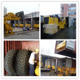 中国の構築機械装置の車輪のローダー販売のための5トン