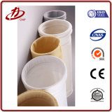 Nomex Industrial, fibra de poliéster, PPC, PTFE, saco de filtro de feltro de acrílico