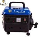 650 950 tipo gerador portátil da gasolina de 400W-700W com baixo ruído